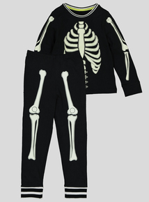 Halloween Skeleton Pyjamas (1-12 years)