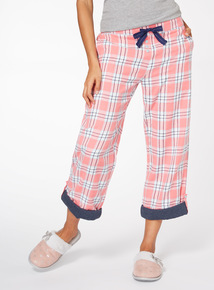 Checked Pyjama Bottoms