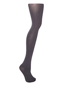 Grey 100 Denier Marl Tights