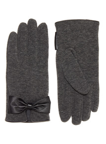 Bow Detail Gloves