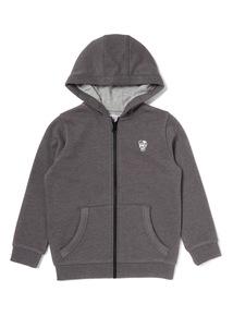 Grey Hoodie (3-14 years)