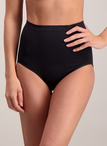 'Secret Shaping' Comfort Side Seam Free Knickers 2 Pack