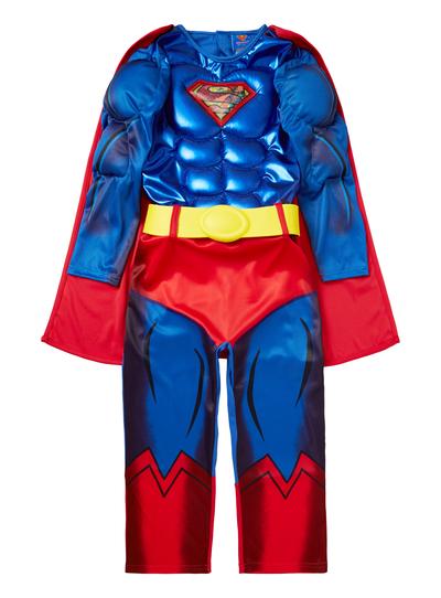 ff241ecdbf86 Fancy Dress Superman Costume (3-8 years)