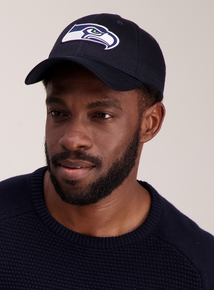 NFL Navy Seattle Seahawks Cap