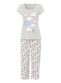 Lazy Cloud Pyjama Set