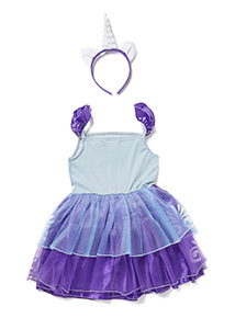 Purple My Little Pony Costume (2-8 years)