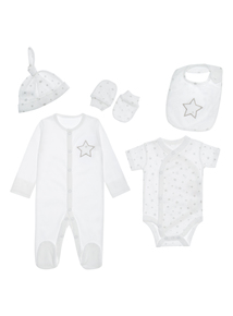 White Starter Set (0-6 months)