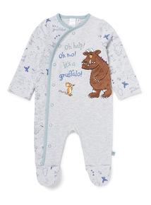 Grey Gruffalo Sleepsuit (0-12 months)