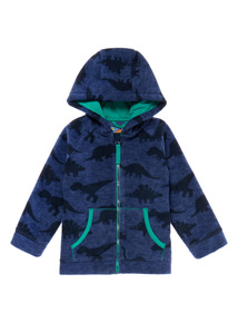 Boys Multicoloured Dino Fleece (9 months-6 years)