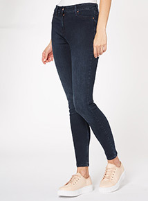 Dark Denim Super Stretch Skinny Jeans