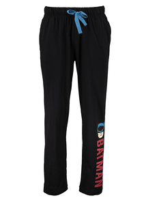 Batman Black Pyjama Bottoms