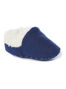 Blue Winter Boot (0-24 months)