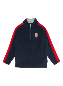 Boys Multicoloured England Rugby Fleece (9 months - 14 years)