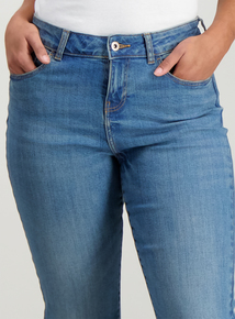 Mid Denim Girlfriend Jeans 8678e8733f71