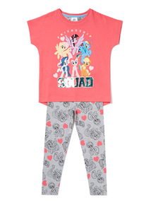 Pink My Little Pony Pyjama Set (2-10 years)