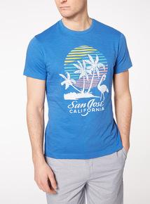 Blue San Jose T-Shirt