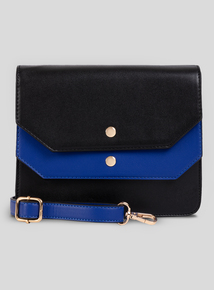 Online Exclusive Rainbow Accordion Cross Body Bag