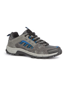 Sole Comfort Grey Hiker Shoes