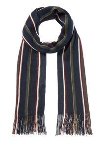 Multicoloured Placement Rochelle Scarf