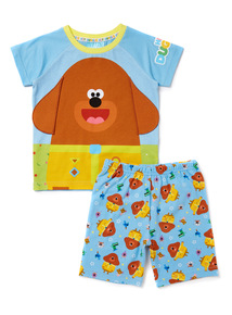 Multicoloured Hey Duggee Pyjamas (1-6 years)