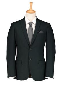Forest Green Slim Suit Jacket