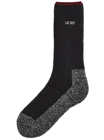 JCB Black Thermasocks