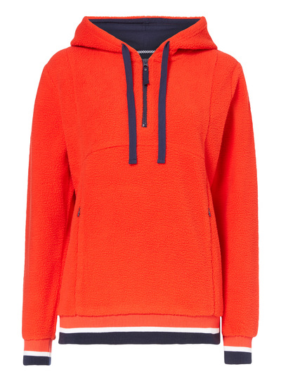 Sporty Zip Fleece
