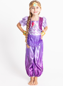 'Shimmer & Shine' Purple Shimmer Costume (2-8 years)