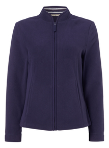 Navy Basic Fleece