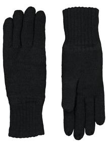 Heat Holders Black Thermal Gloves