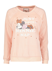 Disney Minnie Mouse Pink Top