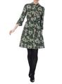 Thumbnail of SKU KHAKI FLORAL MILITARY DRESS - G1 Feb:Khaki:10