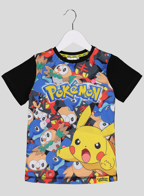 eca3ec25 Kids Pokemon Multicoloured T-Shirt (4-14 years) | Tu clothing