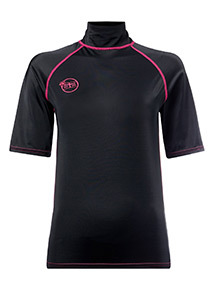 Multicoloured Lightweight Rash Vest