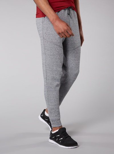Admiral Light Grey Joggers