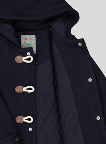 Navy Duffle Coat (9 months - 6 years)