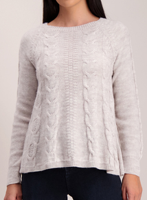 PETITE Swing Cable Jumper