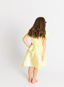 Goldilocks Yellow Costume (3-10 years)