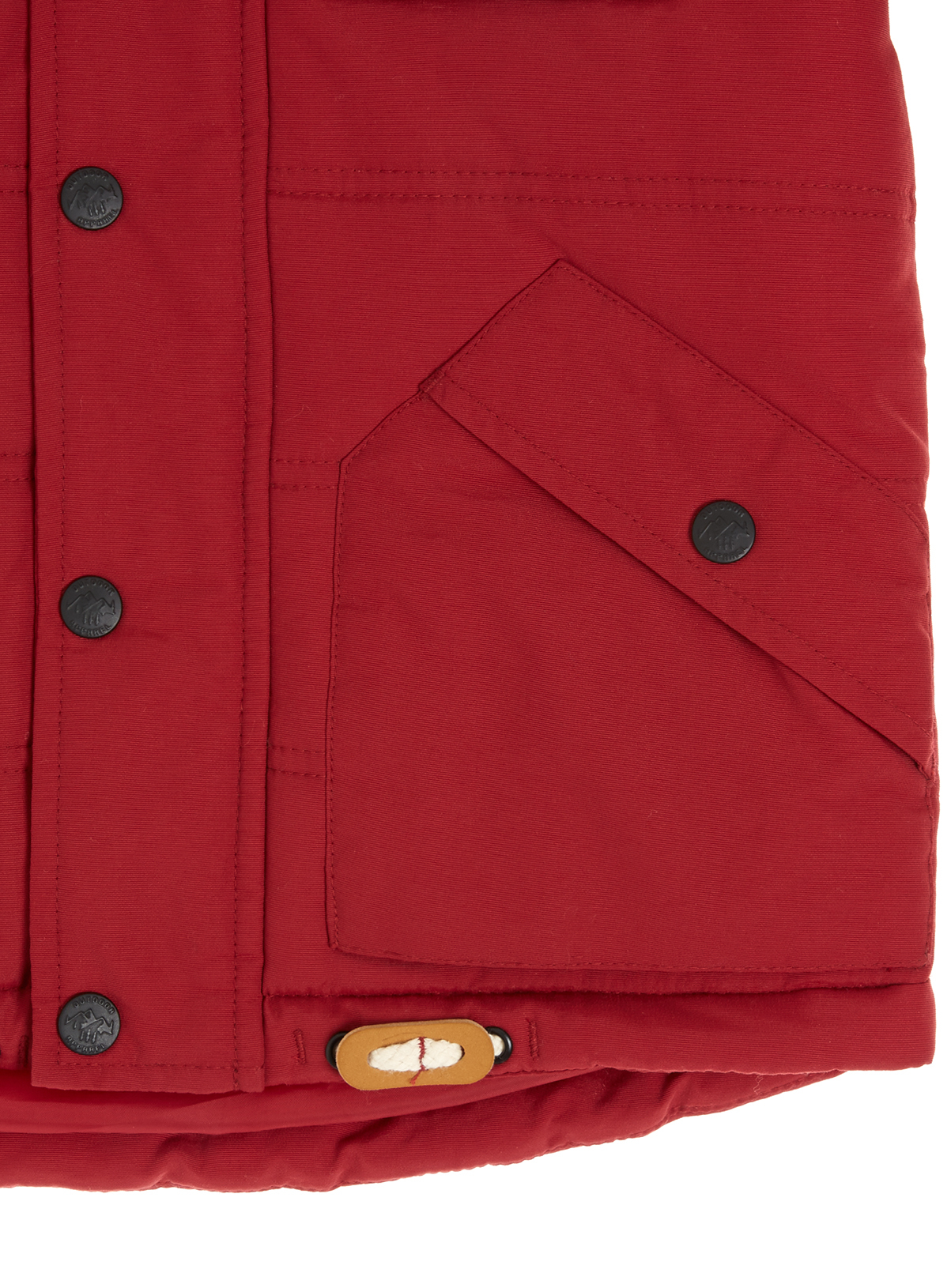 All Boy's Clothing Boys Red Parka Jacket (9 months-5 years) | Tu ...
