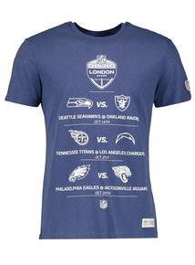 NFL London Games Blue T-Shirt
