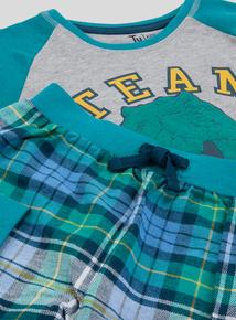T-Rex Pyjamas (2 - 12 years)