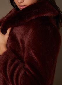 Premium Faux Fur Coat
