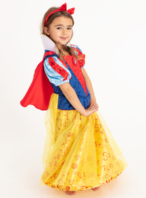 Disney Princess Snow White Multicoloured Costume (1-10 years)