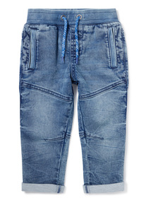 Blue Denim Jogger Jeans (9 months-6 years)