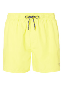 Yellow Swim Shortie