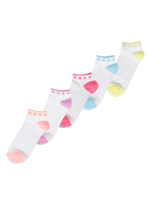 Trainer Socks 5 Pack