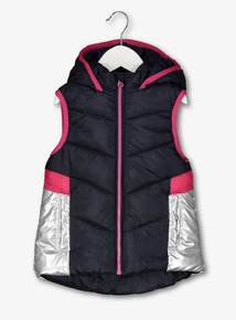 Multicoloured Shower Resistant Gilet (3-16 years)