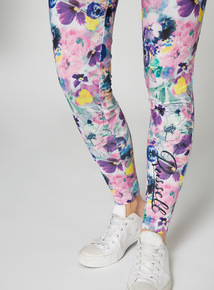 Online Exclusive Russell Athletic Floral Legging