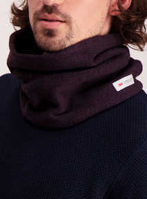 3M Thinsulate Burgundy Neck Warmer