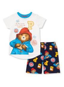 Cream Paddington Bear Pyjama Set (1-5 years)